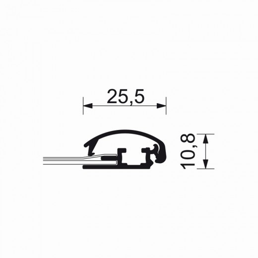 A2rammemed25mmaluprofil-01