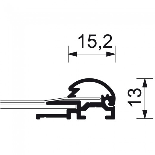 A5-ramme med 15mm aluprofil-01
