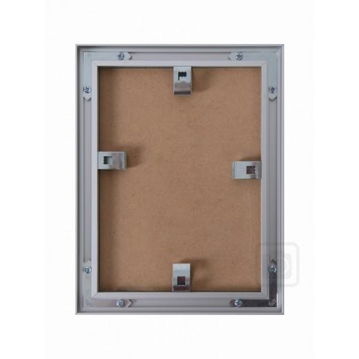 70x100cm billedramme med 25mm aluprofil-010