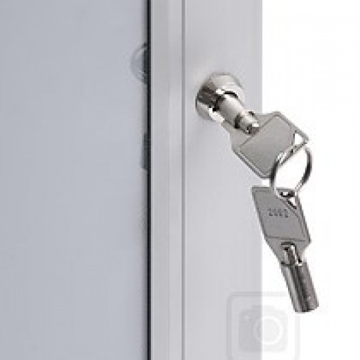 A0 ramme med lås-01