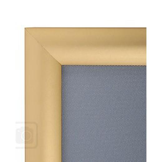 A4 guldramme med 25mm profil-01