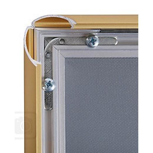 50x70cm guldramme med 25mm profil-01