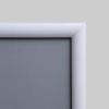 50x70cm ramme med 25mm farvet profil, hvid-01